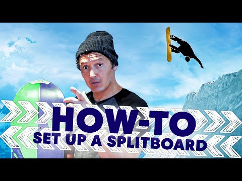 How To Set Up Your Splitboard | Shred Hacks