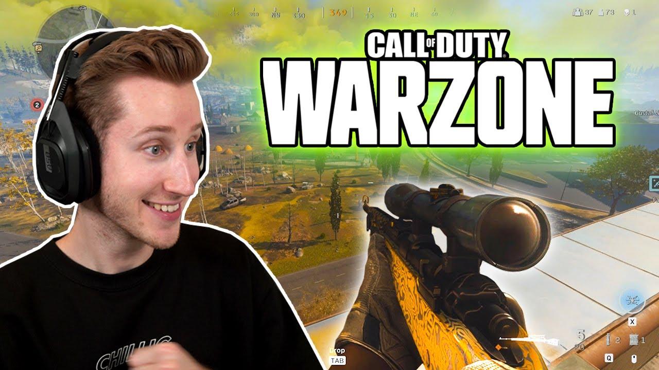 DER BESTE BATTLE ROYALE wurde erschaffen (Call of Duty: Warzone Gameplay)