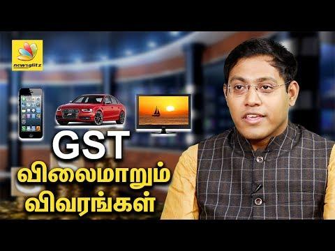 GSTயால் விலைமாறும் விவரங்கள் | GST Impact On Prices: Auditor Sathiya Kumar Interview