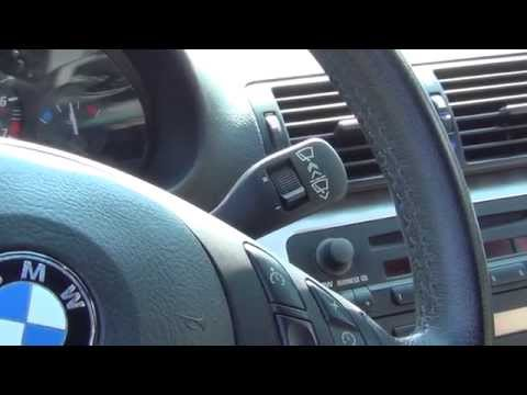 BMW Rain Light Sensor Problem Diagnosis