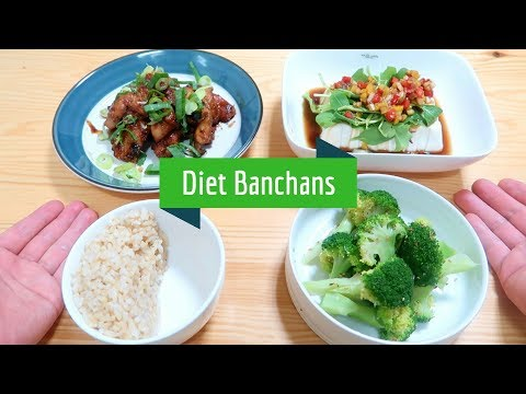 How to: Korean Diet Banchans