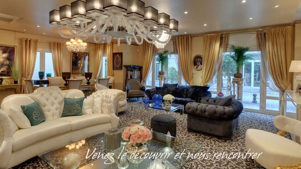 table basse paris doha canap art d co paris meubles baroques de luxe youtube. Black Bedroom Furniture Sets. Home Design Ideas