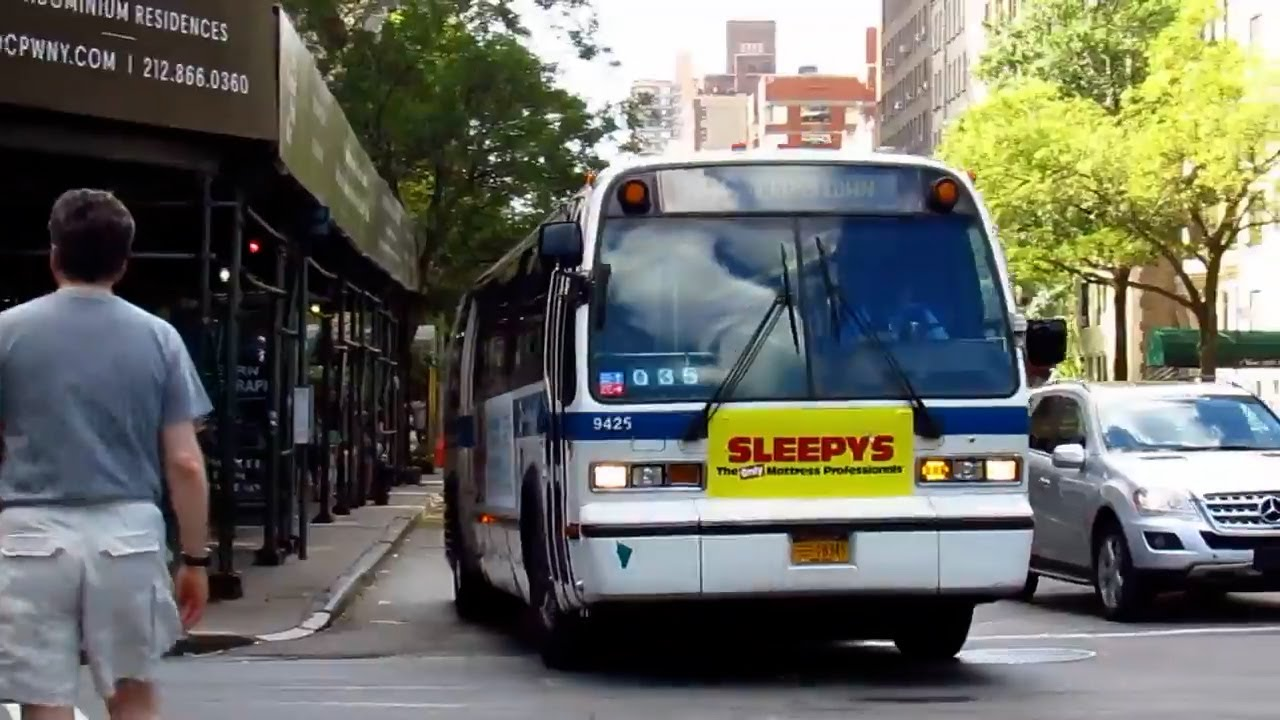 1998 New Flyer Bus Schematics Reinvent Your Wiring Diagram Nova Rts T80 206 9425 On The M96 To East Side At Rh Youtube Com De40lfr Interior