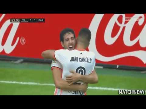 Download Valencia vs Barcelona 2 3   All Goals & Extended Highlights   La Liga 22 10 2016 HD   YouTube