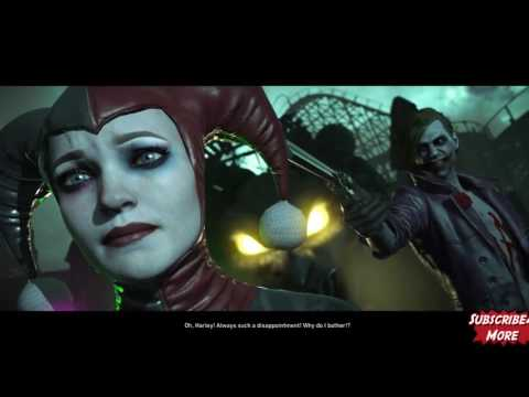 All Harley Quinn's Scenes In Injustice 2