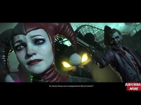 All Harley Quinn's Scenes In Injustice 2