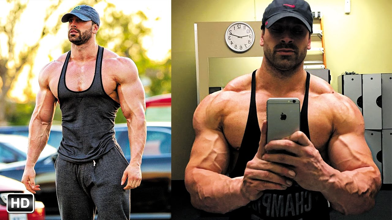 c2534d2d Epic Gym Workout with Bradley Martyn   Bodybuilding Motivation - YouTube