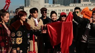 """Chinese Drama""""In New York"""" shooting in New York"""
