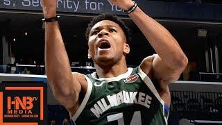 Milwaukee Bucks vs Memphis Grizzlies Full Game Highlights | 01/16/2019 NBA Season