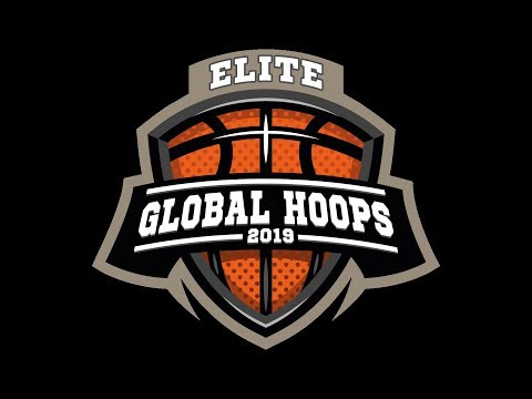 LIVE  GLOBAL HOOPS ELITE 2019 1.00pm Game 26 BU16  DBL ACADEMY (A) VS UBJ BASKETBALL CLUB