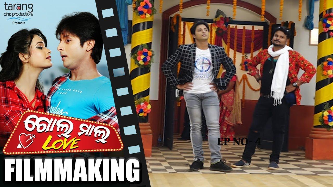 Download Making Of Golmal Love Ep-4 | This Raja 2019 | Tarang Cine Productions