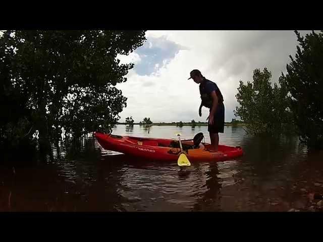 Wilderness Systems Tarpon 100 Kayak Stability
