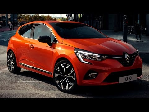 new renault clio 2019 first look exterior interior. Black Bedroom Furniture Sets. Home Design Ideas