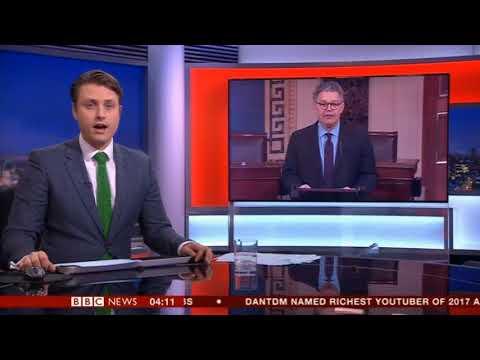 BBC News 8 December 2017