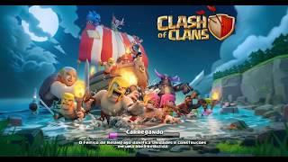 clash of clans - roubo de 1 milhão em recursos e PT em cv 11