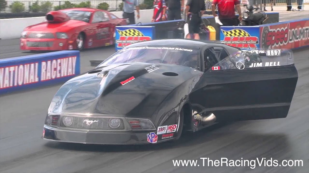 Mountain Motor Pro Stocker vs Twin Turbo Pro Mod - YouTube