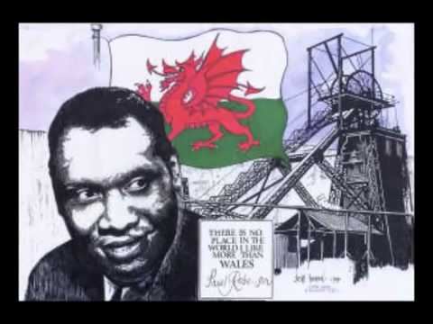 Paul Robeson - KPFA Interview, February 8th 1958