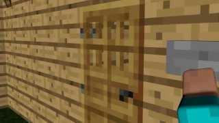 Minecraft сериал 2 серия | Minecraft Animation - Спасение Осла | Дубляж Rus