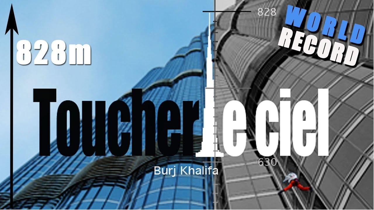 Alain Robert Climbs A Tallest Building Burj Khalifa