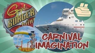 Carnival Imagination Ship Tour