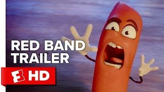 Sausage Party Official Red Band Trailer #2 (2016) - James Franco Movie
