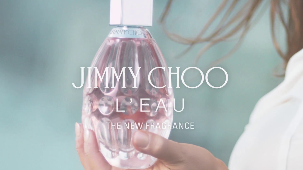 deb3d8c6a18 JIMMY CHOO L EAU - YouTube