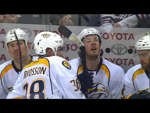 Nashville Predators vs Winnipeg Jets - April 8, 2017 | Game Highlights | NHL 2016/17
