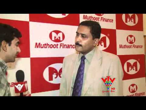 VTV  -  MEETING WITH MUTHOOT FINANCES CFO OMAN MEMAN , AHMADABAD E
