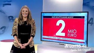 Ziehung der Lottozahlen vom 10.11.2018