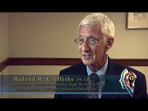Psilocybin & Spirituality Roland Griffiths, PhD. Johns Hopkins Behavioral Pharmacology Research Unit