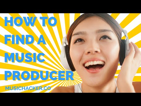 How To Find A Music Producer  5 Tips To Find One Near You