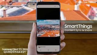 Samsung QLED Tivi 2018 - Smart 4K UHD QA55Q7FNAKXXV 55 inch