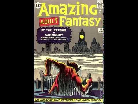 amazing fantasy #1-15