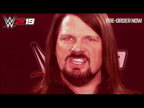 WWE 2K19 - Video
