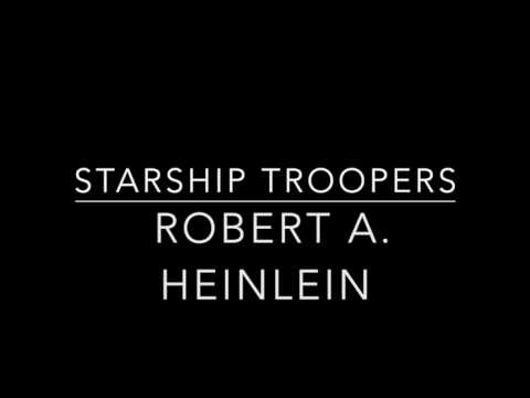 Starship Troopers Audiobook SFX