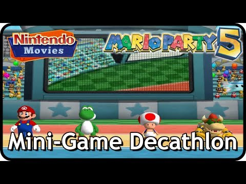 Mario Party 5 - Mini-Game Decathlon (Multiplayer)