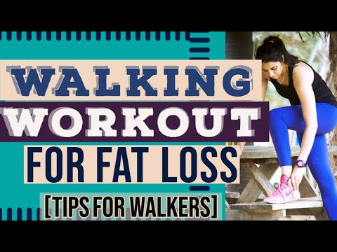 Walking For Fat Loss!