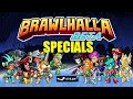 ALL CHARACTER'S SPECIALS - BRAWLHALLA