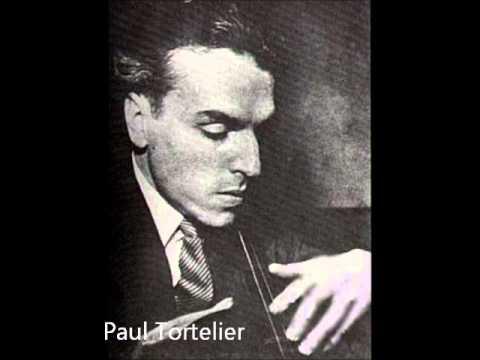 Tchaikovsky: Rococo Variations (Paul Tortelier, 1948)