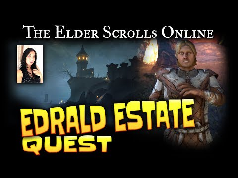 Elder Scrolls Online: Quest - A Change of Heart