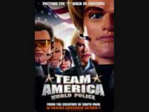 team america world police theme song