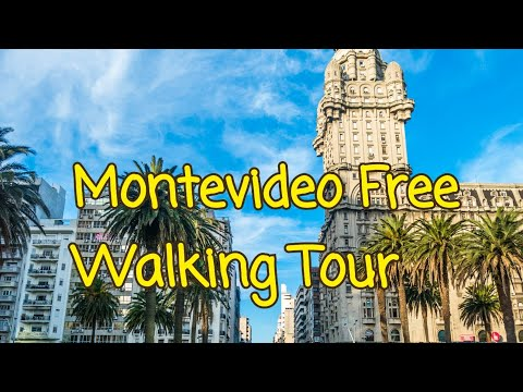 Free walking Tour in Montevideo Uruguay