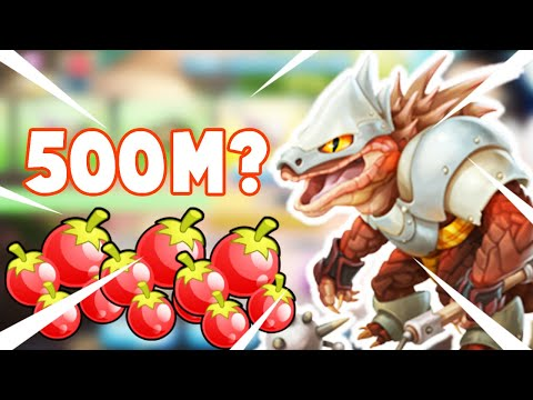 Monster Legends: CLOSE TO 500 MILLION FOOD | TRYING TO GET UGLUK ELITE MONSTER GAMEPLAY 😱🔥