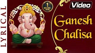 shri-ganesh-chalisa-with-jai-ganpati-sadgun-sadan-l-bhakti-songs