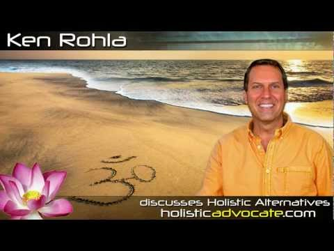 Holistic Educator and Lecturer - Ken Rohla is interviewed.