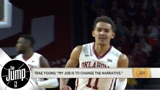 Buying or selling Trae Young's stock ahead of the 2018 NBA draft? | The Jump | ESPN