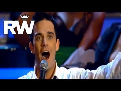 Robbie Williams | 'Beyond The Sea' | Live At The Albert