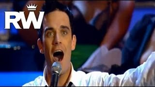 Robbie Williams   'Beyond The Sea'   Live At The Albert