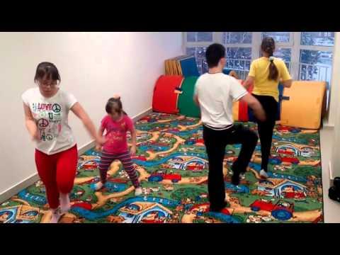 Коррекционная группа.Танцы для детей. Барнаул