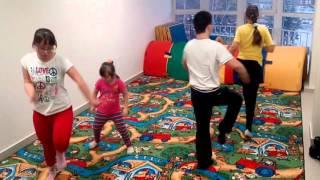 Коррекционная группа.Танцы для детей. Барнаул(Название видео-------- https://vk.com/adely_dance Телефон 8 (3852) 533-706 Школа танцев